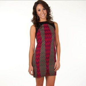 Dresses & Skirts - 🆕 JOAN - ZIG ZAG DRESS